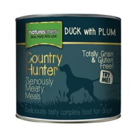 Natures Menu DogCountry Hunter  Blik Duck 6 x 600 gr
