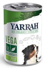 Yarrah Hond Vega Blik met Cranberry's 12 x 380 gr