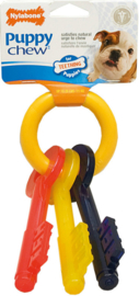 NYLABONE PUPPY TEETHING KEYS S - TOT 12 KG