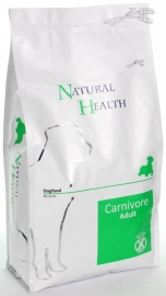 Natural Health Dog Adult Carnivore 15kg