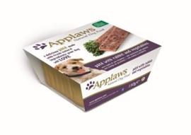 Applaws Dog Pate Rabbit & Vegetables 7 x 150 gr