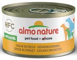 Almo Nature Dog HFC Natural Kippenboutvlees 24 x 95