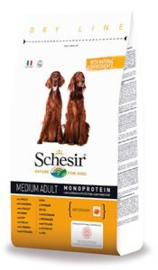 Schesir Dog Dry Medium Main Chicken 12 kg