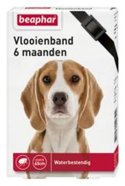 Beaphar Vlooienband 6 Maand Hond Zwart