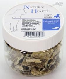 Natural Health Snack Fish Small