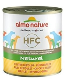 Almo Nature Dog Chickenfilet 12 x 280 gr