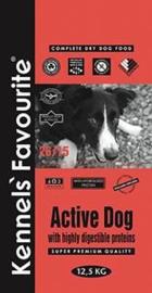 Kennels Favourite Active Dog - 12,5 kg.