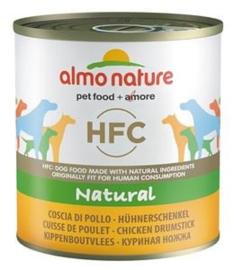 Almo Nature Dog Puppy Chicken Drumstick 12 x 280 gr