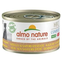 Almo Nature Dog HFC Complete Kalfsvlees Millet 24 x 95 gr