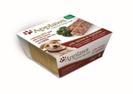 Applaws Dog Pate Chicken with vegetables 7 x 150 gr