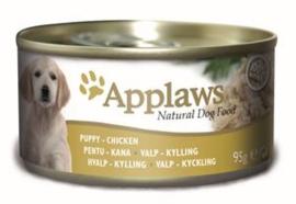 Applaws Puppy - Chicken - 12 x 156 gr