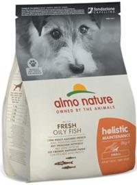 Almo Nature Holistic Dog S Witvis & Rijst 2 kg