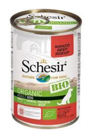Schesir Dog Bio Beef 6 x 400 gr