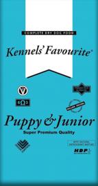 Kennels Favourite Puppy & Junior+ - 20 kg.
