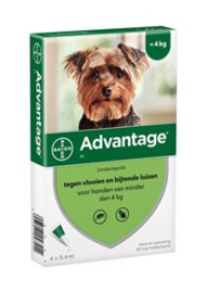 Advantage Hond 40 4 Pipet