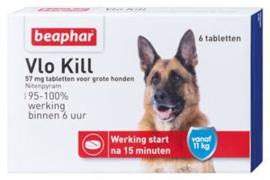 Beaphar Vlo Kill hond vanaf 11 kg 5 tab