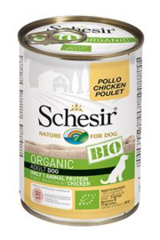 Schesir Dog Bio Chicken 6 x 400 gr