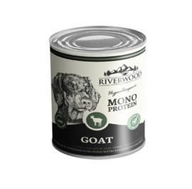 Riverwood natvoer Geit mono proteïne 6 x 400 gr