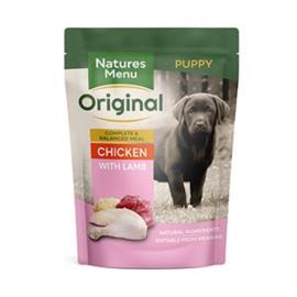 Natures Menu Dog Pouch Junior - 300 gr. (8 verp.)