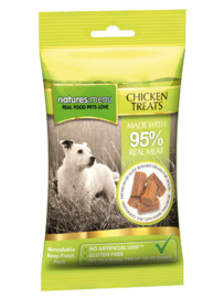 Natures Menu Dog Treats Chicken - 60 gr. (12 verp.) Droogvoer