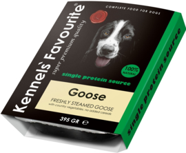 Kennels Fav. Steamed    10 x 395 gr  Goose