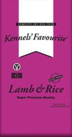 Kennels Favourite Lamb & Rice - 20 kg.