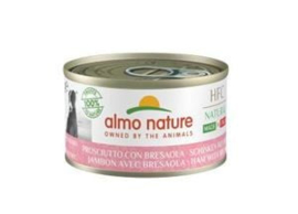Almo Nature Dog HFC Ham en Bresaola 24 x 95 gr