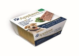 Applaws Dog Pate Salmon with vegetables 7 x 150 gr