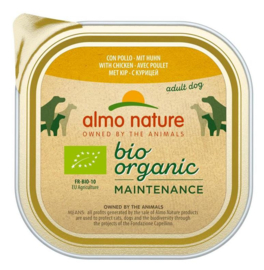 Almo Nature Daily Bio Dog chicken	9 x 300 gr