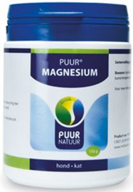 Puur Magnesium Hond&Kat 150 gr