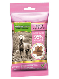 Natures Menu Dog Treats Chicken & Lamb - 60 gr. (12 verp.) Droogvoer
