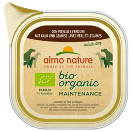 Almo Nature Daily Bio Dog Kalkoen - 32x100 gr.