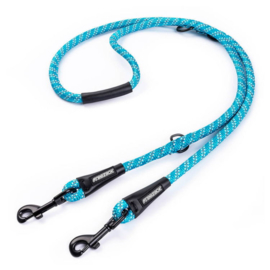 FREEZACK ROPE M-LEASH BLUE M