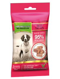 Natures Menu Dog Treats Beef - 60 gr. (12 verp.) Droogvoer