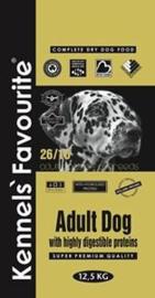 Kennels Favourite Adult Dog - 12,5 kg.
