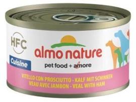 Almo Nature Dog HFC Cuisine Kalf Ham 24 x 95 gr