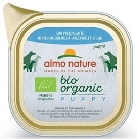 Almo Nature Daily Bio Dog Puppy - 32x100 gr.