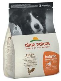 Almo Nature Holistic Dog M Kip & Rijst2 kg