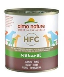 Almo Nature Dog Beef 12 x 290 gr