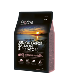 Profine Junior Large Breed Salmon & Potatoes 3 kg