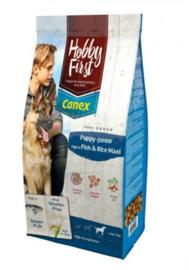 HobbyFirst Canex Puppy -Junior Fish & Rice Maxi - 12 kg.