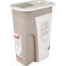 Voerton june - 2,2 liter Taupe
