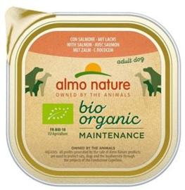 Almo Nature Daily Bio Dog Salmon 9 x 300 gr