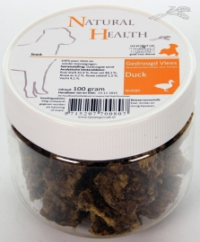 Natural Health NH Snack Duck 150 gr