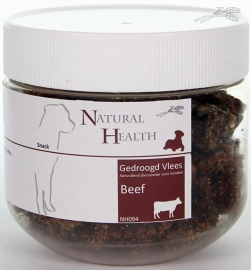 Natural Health Beef Snack 100g
