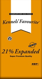 Kennels Favourite Expanded 21 % - 20 kg