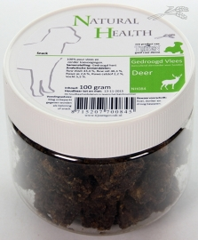 Natural Health Deer Snack 100g
