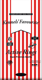 Kennels Favourite Active Rings - 12 kg.