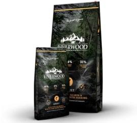 Riverwood Adult, Schotse Zalm & Witvis met Haring 2kg