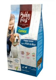 HobbyFirst Canex Puppy -Junior Fish & Rice - 12 kg.